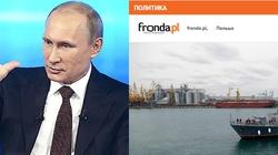 Jan Bodakowski: Rosjanie wściekli na Frondę za wywiad z ekspertem od geopolityki. ,,Polacy są jak psy'' - miniaturka