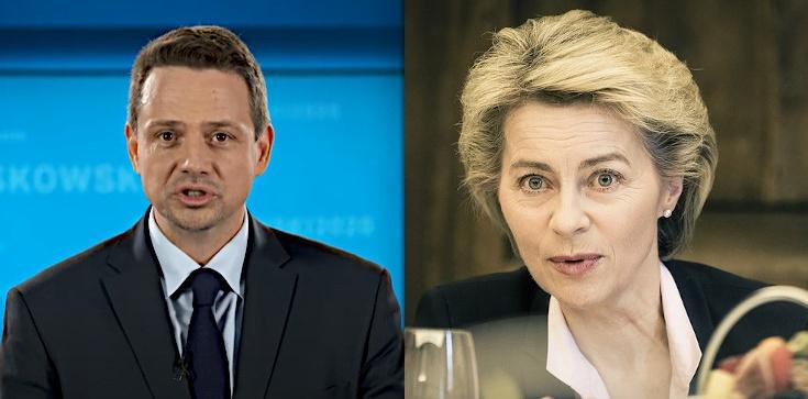 Skandal! Odezwa Trzaskowskiego do samorządów. Chce porozumienia z KE za plecami rządu?! - zdjęcie