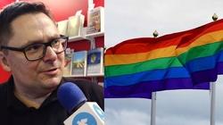 Tomasz Terlikowski: A gdyby ktoś wypuścił naklejki ,,Strefa wolna od katolicyzmu''? - miniaturka