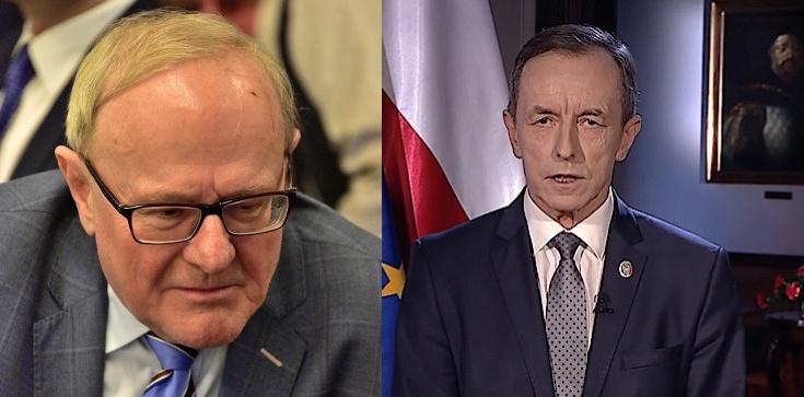 Były zastępca Rzeplińskiego krytykuje Grodzkiego. Prof. Biernat: Do ustawy nie można dopisać poprawek Senatu - zdjęcie