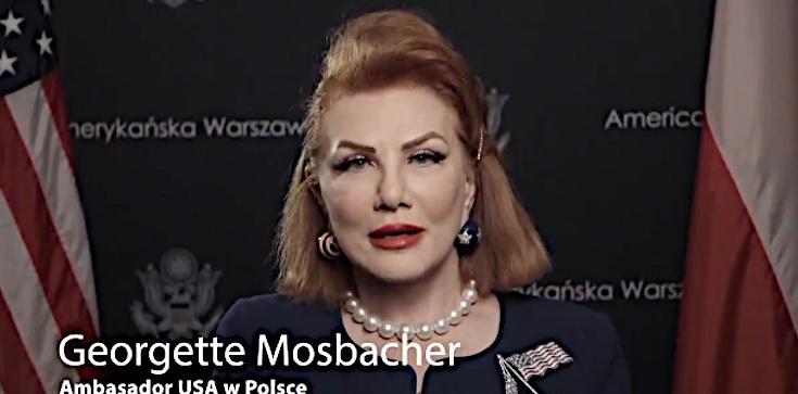 Good bye Poland. Georgette Mosbacher kończy misję w Polsce - zdjęcie