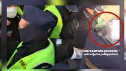 Dlaczego policja zatrzymała fotoreporterkę GW? Zobacz nagranie! - miniaturka