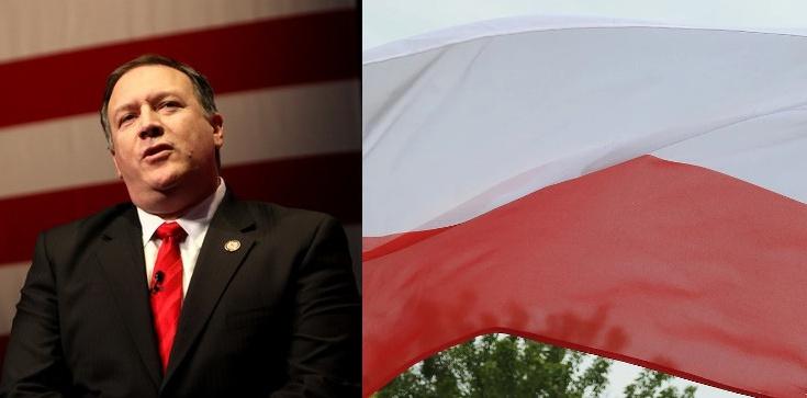 3 maja. Sekretarz Stanu USA składa Polakom życzenia: Gorąco pragnę, by nasza przyjaźń i partnerstwo jeszcze bardziej się umacniały - zdjęcie