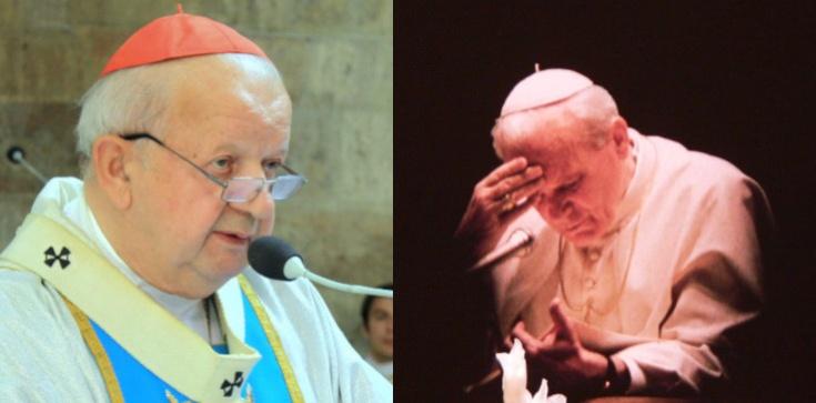 Kard. Stanisław Dziwisz: Jan Paweł II nie tolerował pedofilii w Kościele - zdjęcie