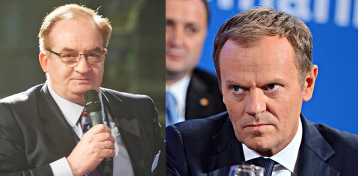 Jacek Saryusz-Wolski: Poparcie Tuska jak pocałunek śmierci. Liczę na ten efekt - zdjęcie