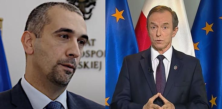 ,,Kolejny skandal w Senacie!'' Wicemarszałek mocno o decyzji Grodzkiego - zdjęcie