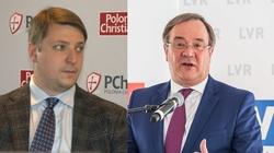 TYLKO U NAS! P. Chmielewski: Merkel, Laschet… Oni wszyscy chcą Polski PO – na kolanach przed Berlinem i Brukselą - miniaturka