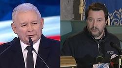 Ryszard Czarnecki: Kaczyński, Salvini, przyszłość Europy - miniaturka