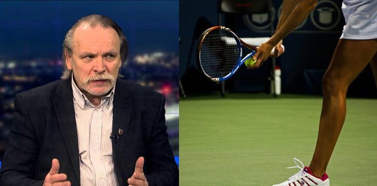 Eurosport wstrzymuje programy dot. tenisa. Borowski: Kretynów na świecie dostatek… - zdjęcie