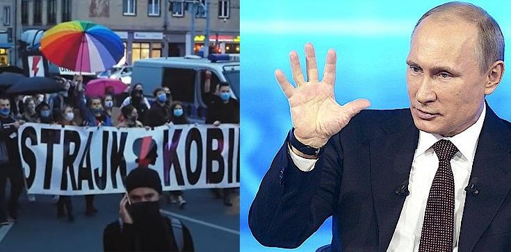 Atak propagandy Kremla: Strajki w Polsce karą za to, co zrobiono na Białorusi - zdjęcie