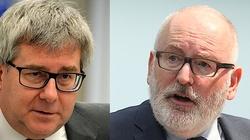 Ryszard Czarnecki dla Fronda.pl: Timmermans się przekonał - antypolonizm nie popłaca - miniaturka