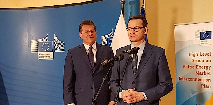 Umowa na dofinansowanie Baltic Pipe podpisana - zdjęcie