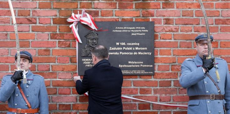 100. rocznica Zaślubin Polski z Morzem - zdjęcie