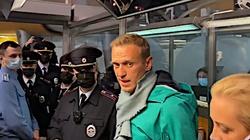 PILNE! Nawalny zatrzymany na moskiewskim lotnisku - miniaturka