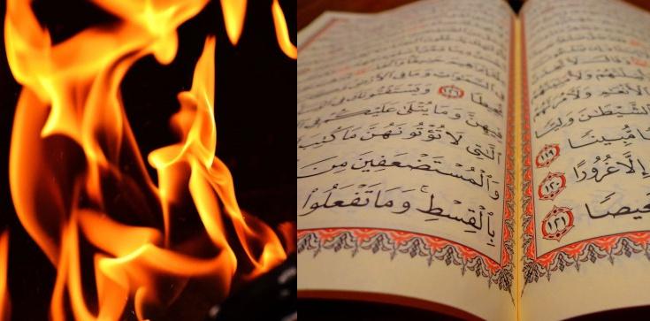 Malmo w ogniu. Protesty muzułmanów po spaleniu Koranu - zdjęcie