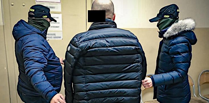 Członek mafii sycylijskiej zatrzymany przez ,,łowców cieni'' CBŚP - zdjęcie