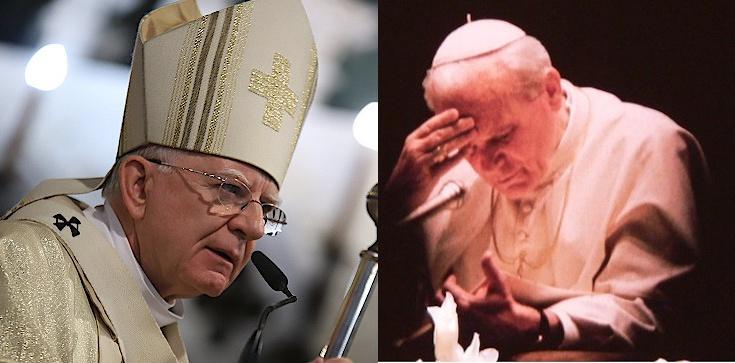 Abp Marek Jędraszewski o św. Janie Pawle II: Czuło się, że to jest Boży mąż - zdjęcie