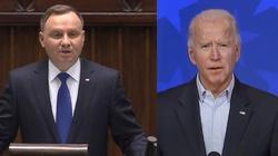 K. Szczerski: Prezydent pogratuluje Bidenowi i zaprosi go do Polski - miniaturka