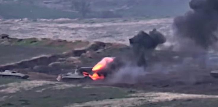 Wybuchła wojna o Górski Karabach! To wojna zastępcza między Rosją a Turcją na Kaukazie - zdjęcie