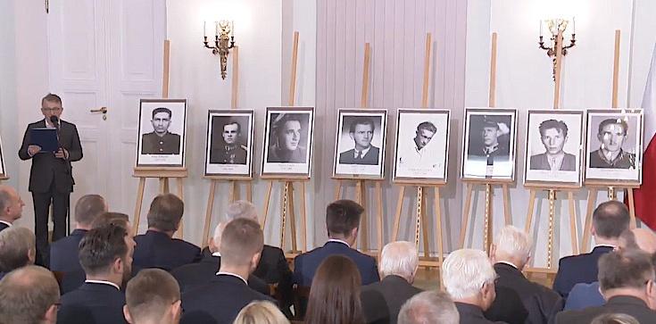 IPN odnalazł kolejnych bohaterów. Prezydent Duda: Wieczna cześć ich pamięci, bo polegli za wolną Polskę - zdjęcie