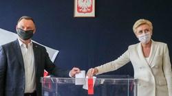 Para prezydencka wzięła udział w wyborach - miniaturka