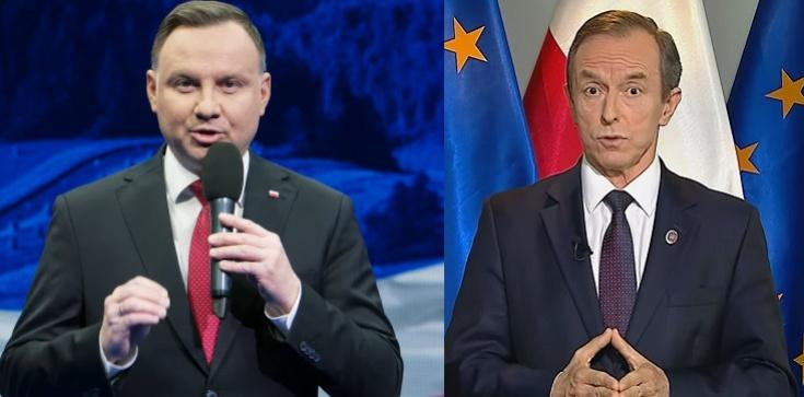 Andrzej Duda: To ewidentna obstrukcja. Nie wiem, co pan marszałek sobie wyobraża - zdjęcie