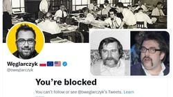 Naczelny Onetu ma fazę. Blokuje na Twitterze kogo popadnie za... ,,chamstwo'' - miniaturka