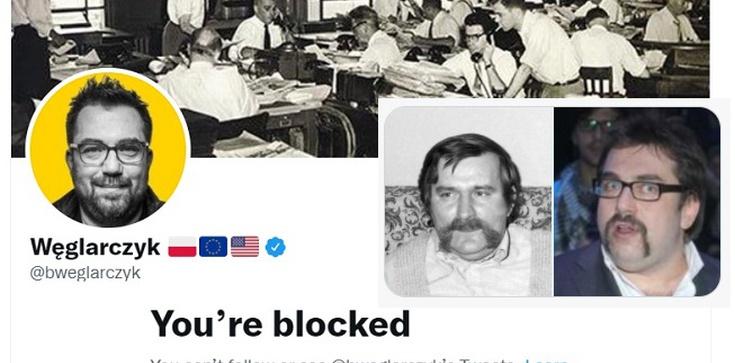 Naczelny Onetu ma fazę. Blokuje na Twitterze kogo popadnie za... ,,chamstwo'' - zdjęcie