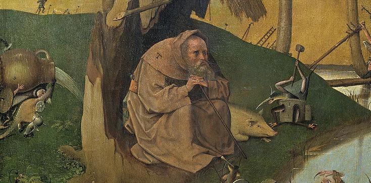 Jak św. Antoni Wielki z diabłem walczył - zdjęcie