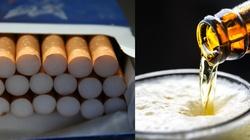 Będzie wyższa akcyza na alkohol i papierosy - miniaturka