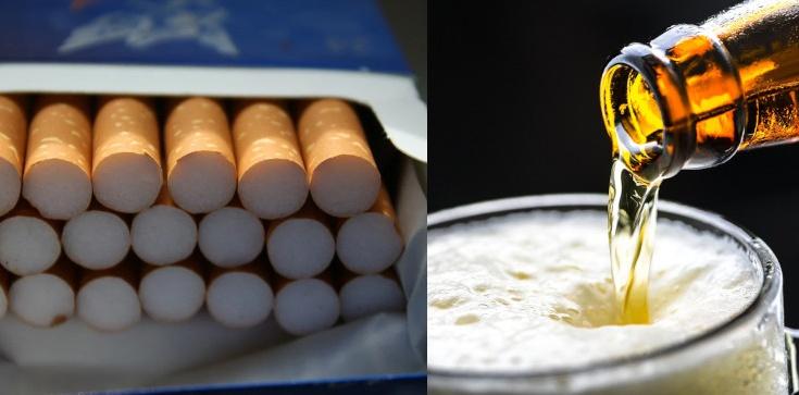 Będzie wyższa akcyza na alkohol i papierosy - zdjęcie