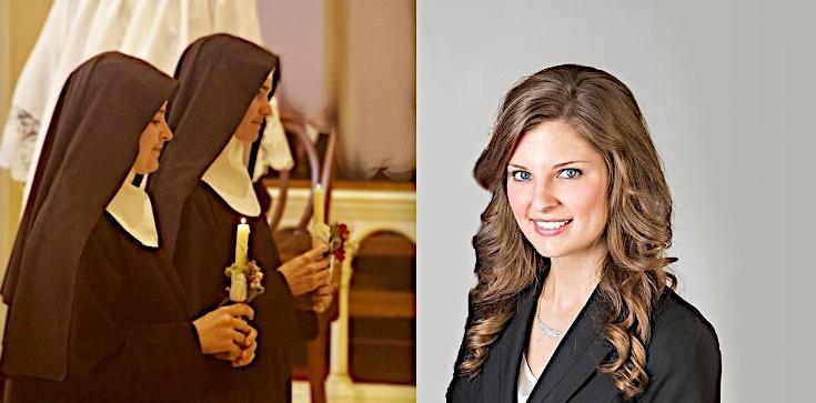 Maria G. Suder: Dziewczyny, nie bójcie się zakonu! - zdjęcie