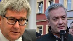 Wspólne oświadczenie Czarneckiego i Biedronia. Chodzi o Białoruś - miniaturka