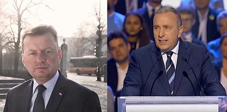 Mariusz Błaszczak: To był seans nienawiści wymierzony w lidera PiS! Agresja, agresja i jeszcze raz agresja - zdjęcie