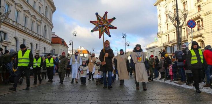 Tak wyglądał Orszak Trzech Króli w Warszawie! [FOTORELACJA] - zdjęcie