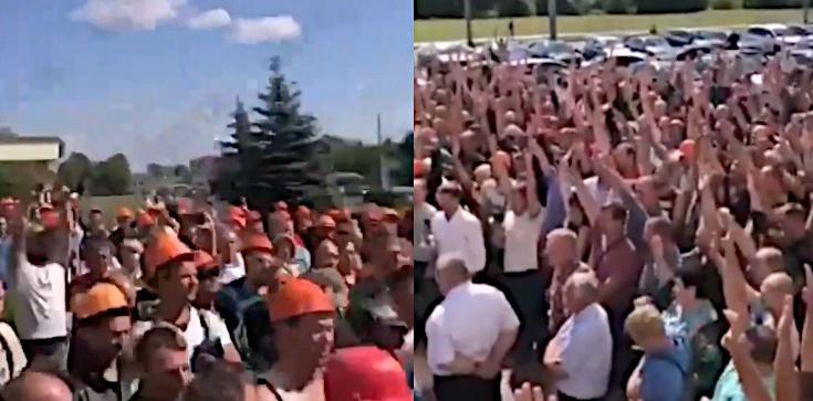 Oto, dlaczego Białorusini wyszli na ulice! ,,Kto głosował na Łukaszenkę? A kto na Cichanouską?'' - zdjęcie