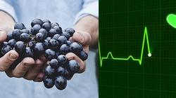 Jedz winogrona - podziękuje ci nie tylko serce! - miniaturka