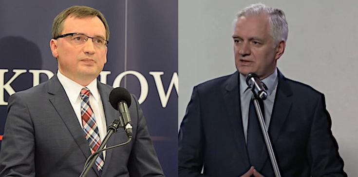 Oficjalnie: kandydat Porozumienia na prezydenta Rzeszowa poparł Marcina Warchoła z Solidarnej Polski - zdjęcie