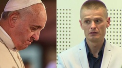 Wzruszające spotkanie Tomasza Komendy z papieżem. ,,Nie spodziewałem się takiego gestu Ojca Świętego'' - miniaturka