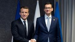 Macron odwiedzi Polskę. Znamy datę - miniaturka