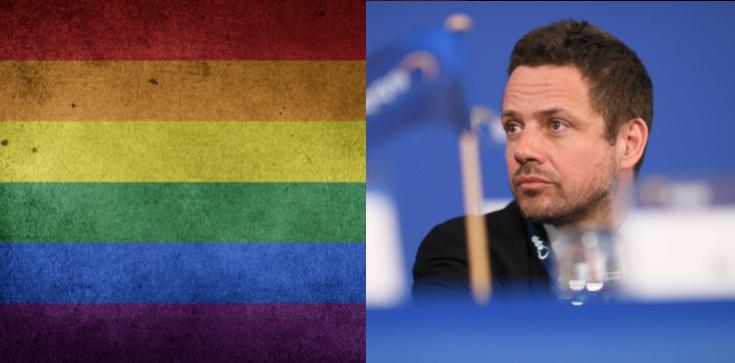 Grzegorz Strzemecki: Trzaskowski, masturbuj się sam! - zdjęcie
