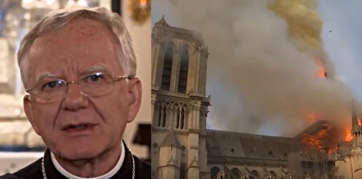 Abp Marek Jędraszewski: Niech uczucia wywołane przez to wydarzenie, ożywią wiarę synów Francuskiej Ziemi! - zdjęcie