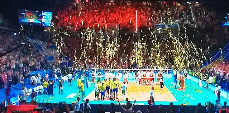 Polacy mistrzami świata!!! Brazylia na łopatkach. Św. Hubercie - dziękujemy! - zdjęcie