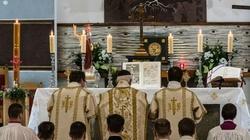 To była pierwsza taka Msza święta w Warszawie od pół wieku - miniaturka