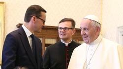 Papież Franciszek pod wrażeniem polskiej polityki prorodzinnej - miniaturka