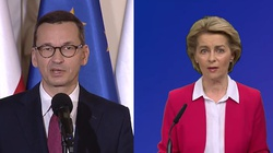 Polska nie ustąpi! Nieoficjalnie: Premier Morawiecki odpowiedział szefowej KE - miniaturka