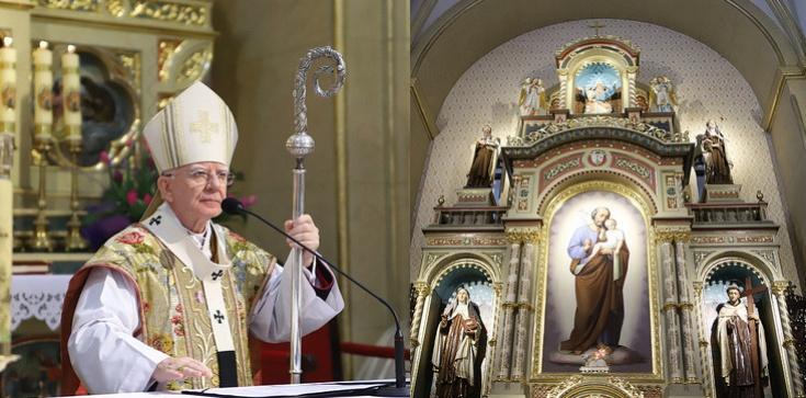 Abp Marek Jędraszewski: Św. Józef wzorem zawierzenia Bogu - zdjęcie