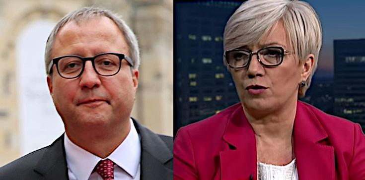 Przyłębska: Wypowiedź szefa niemieckiego TK jest skandaliczna. Jestem zażenowana - zdjęcie