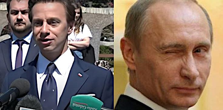Tusk kusi Konfederację. Co Putin każe partii Bosaka? - zdjęcie