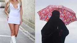 Z internetu: O wyższości ,,noszenia burek'' nad wszechobecną ,,golizną'' - miniaturka